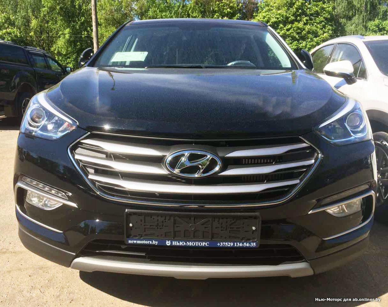 Hyundai Santa Fe Start