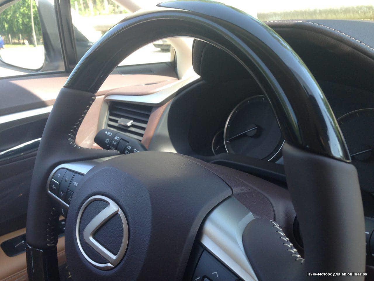 Lexus RX 350 AWD Premium