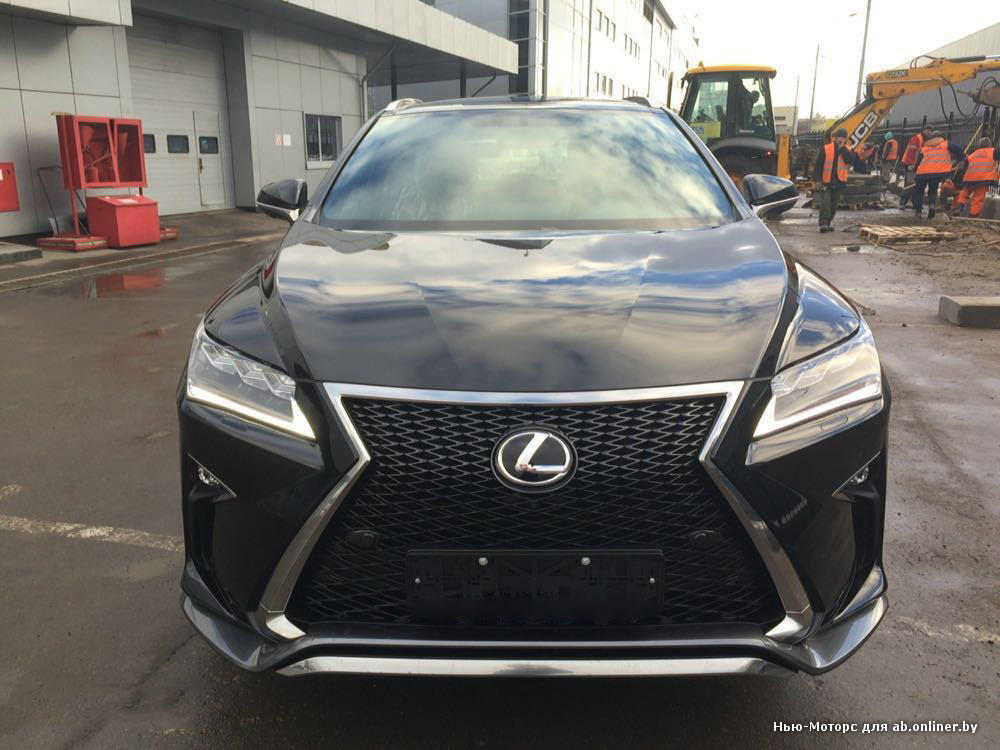 Lexus RX 350 Exclusive