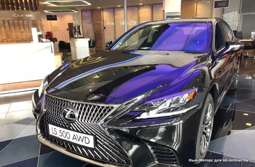 Lexus LS 500 AWD
