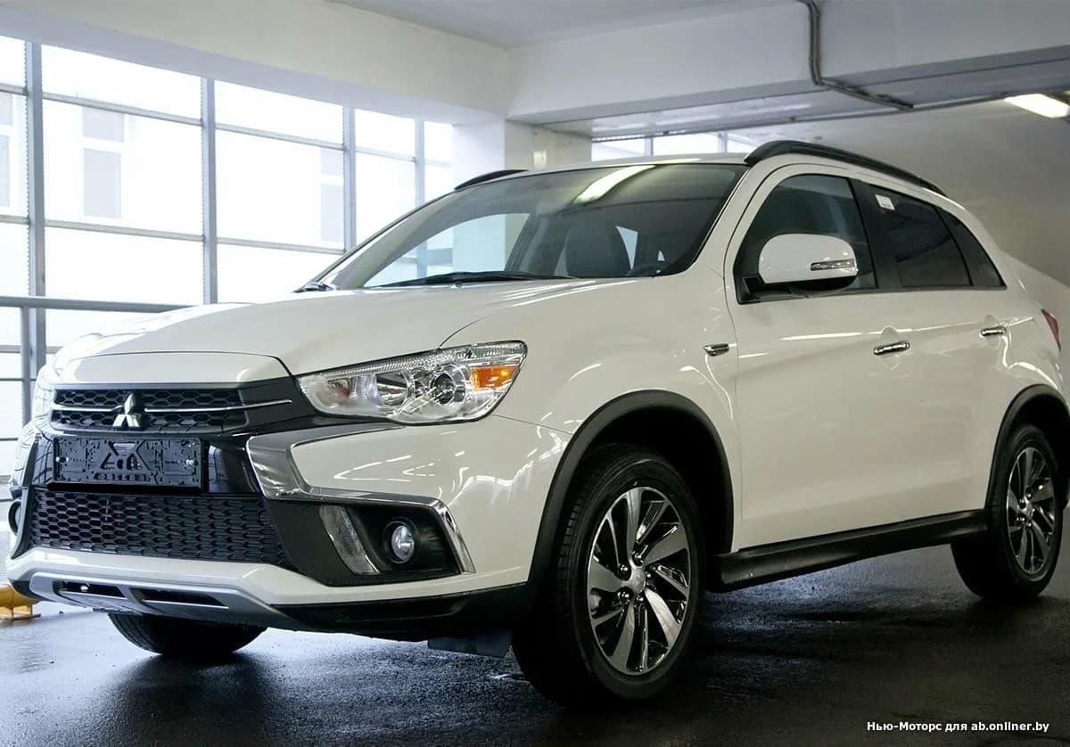 Mitsubishi ASX Intense 2.0