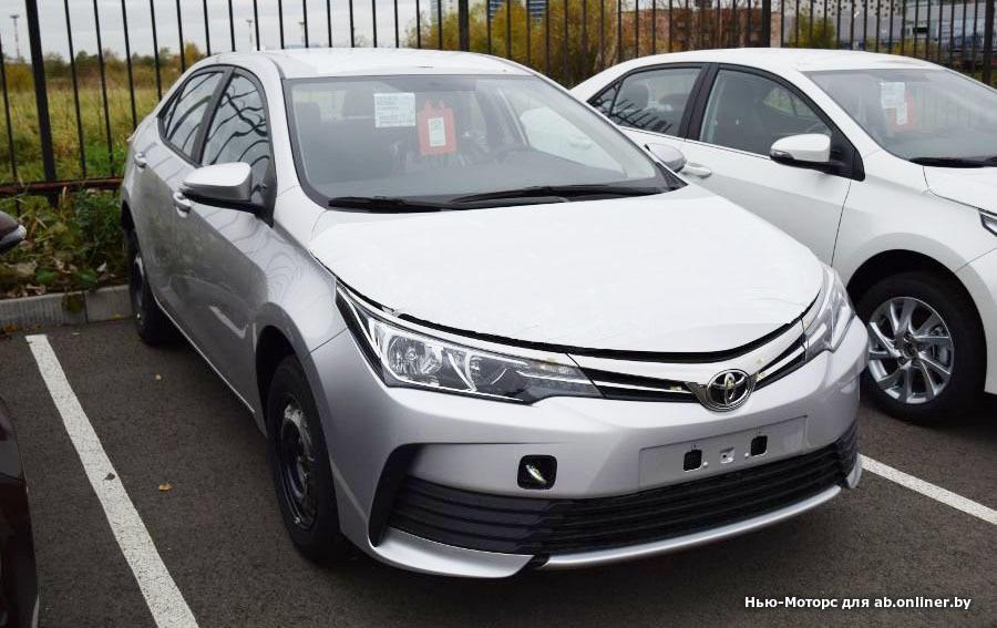 Toyota Corolla Стандарт