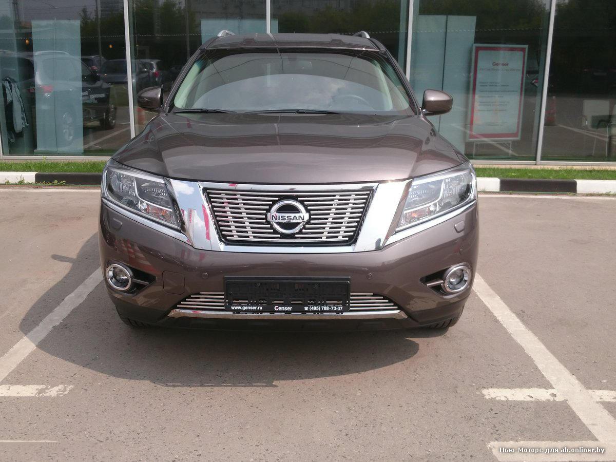 Nissan Pathfinder Mid