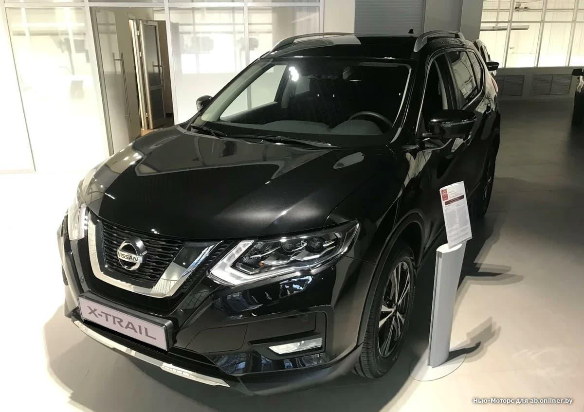 Nissan X-Trail SE Top 2.5 л. 171 л.с 4WD