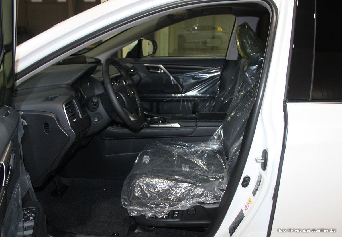 Lexus RX 350 Executive