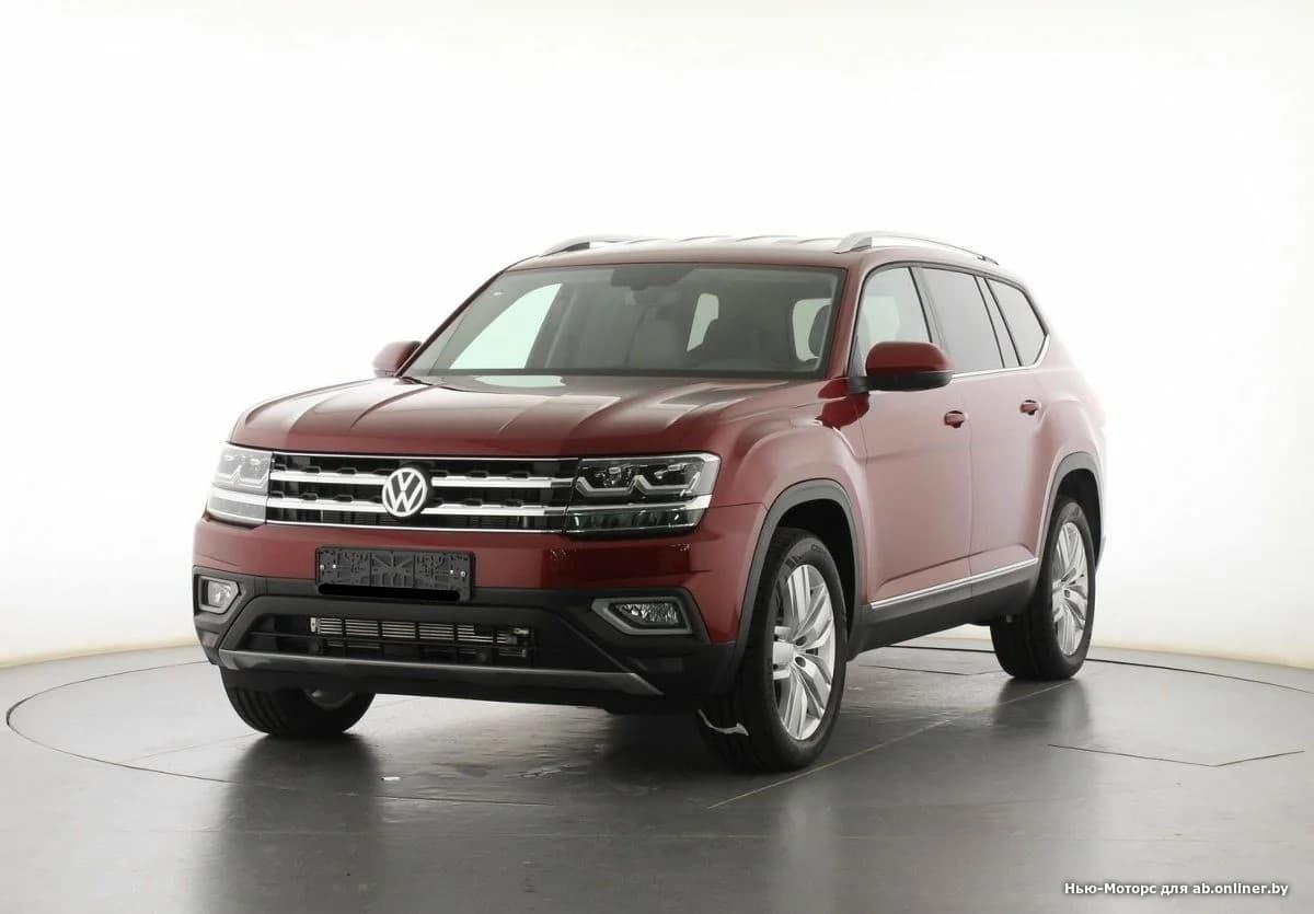 Volkswagen Teramont Status 2.0 TSI 249