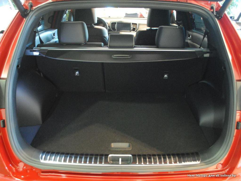 Kia Sportage GT-Line Premium
