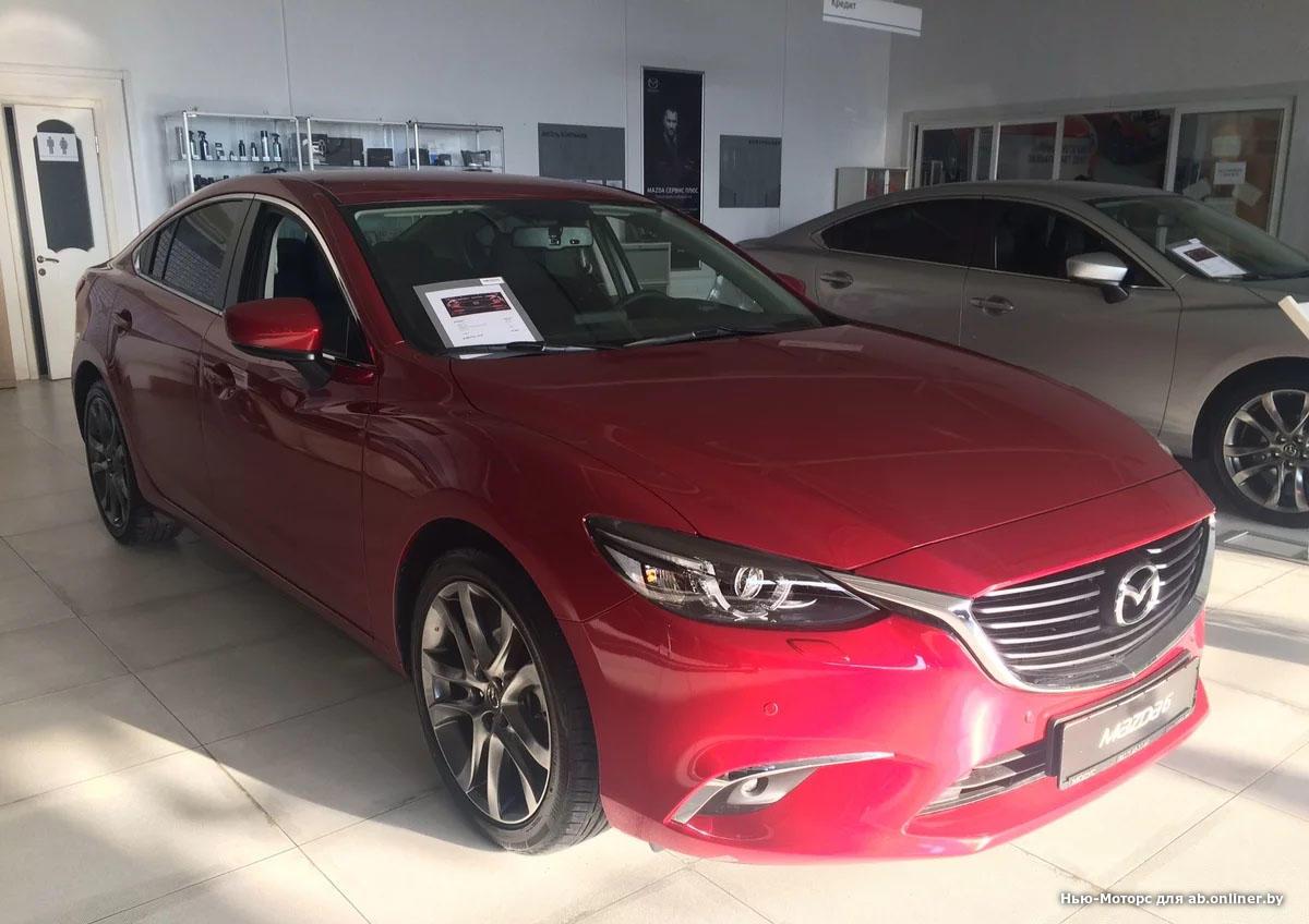 Mazda 6 Supreme Plus+пакет 1