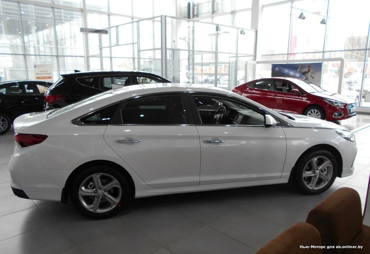 Hyundai Sonata Lifestyle