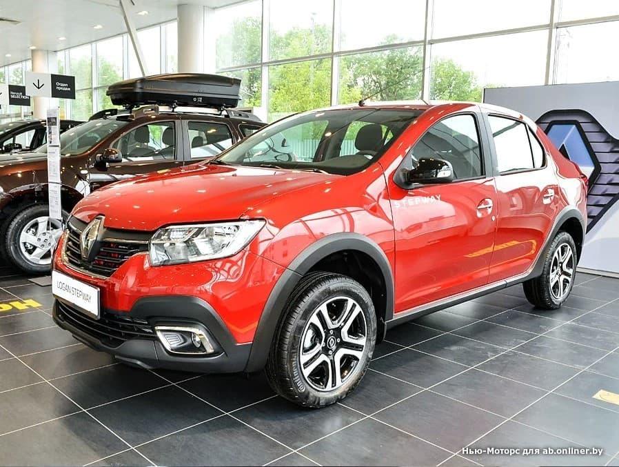 Renault Logan Stepway Drive City