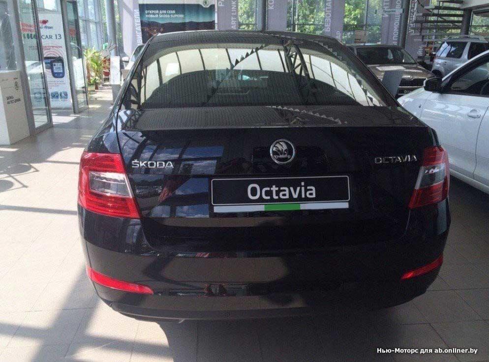 Skoda Octavia Active