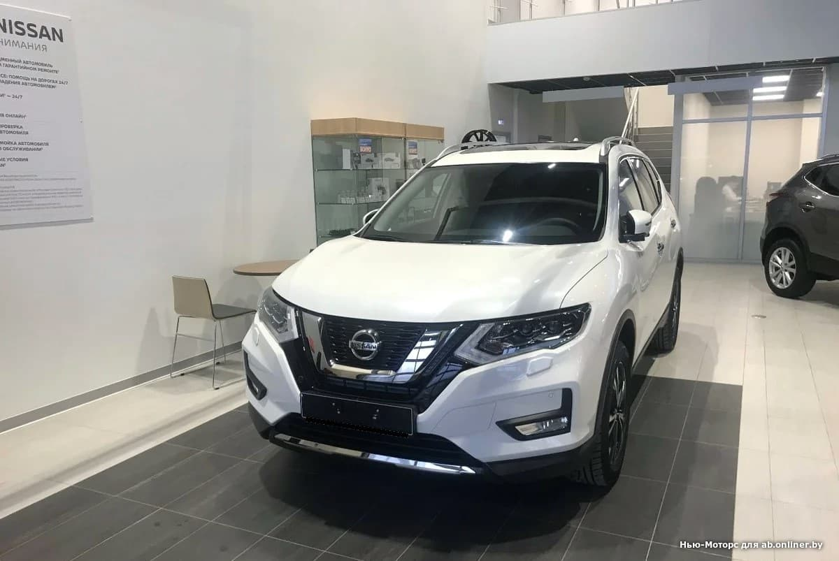 Nissan X-Trail SE Top 2,0 л. 144 л.с. 2WD
