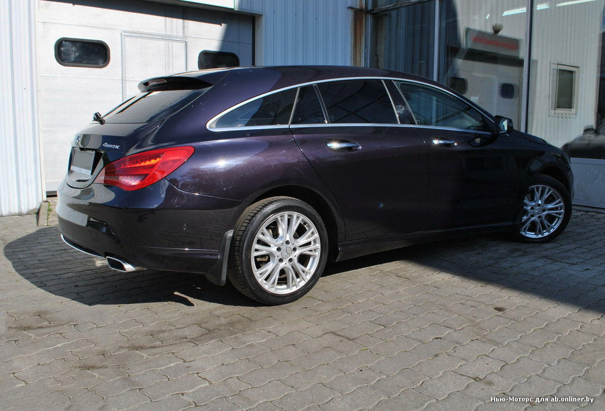 Mercedes CLA200 4MATIC