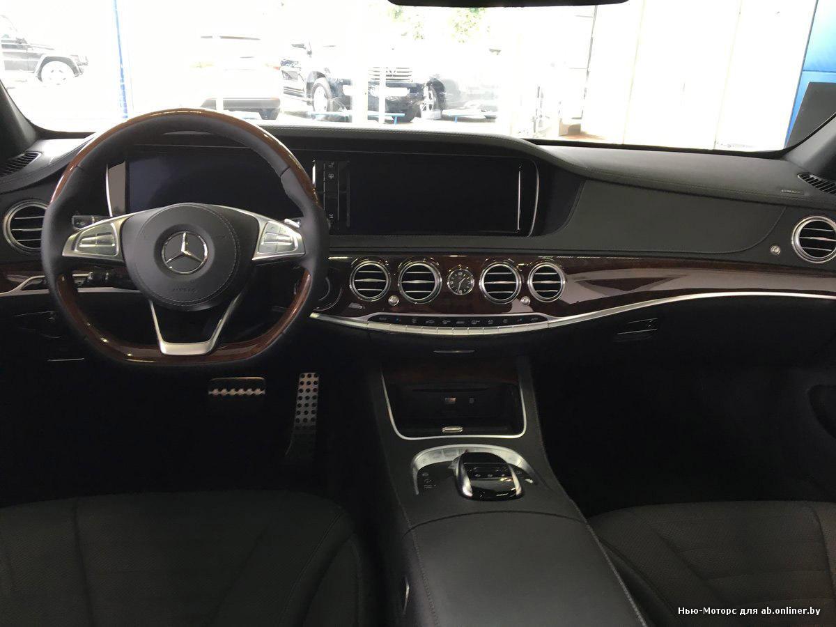 Mercedes-Benz S400 L