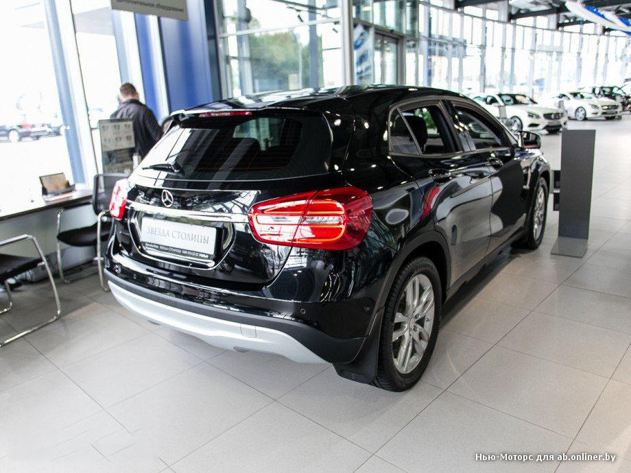 Mercedes GLA200 OS