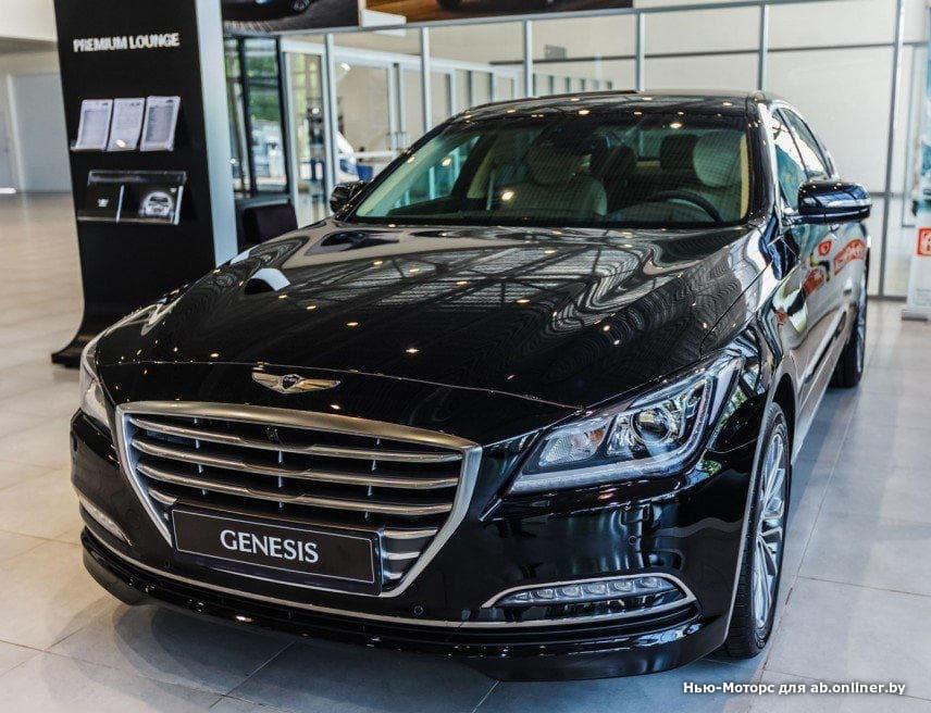 Hyundai Genesis Business