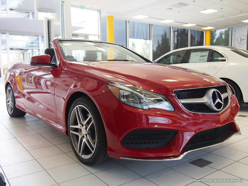 Mercedes E300 OS