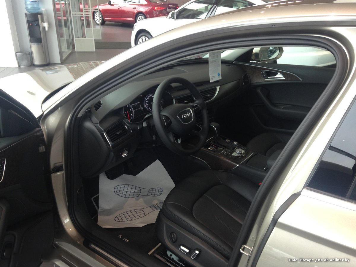 Audi A6 7AMT