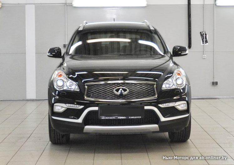 Infiniti QX 50 High-Tech