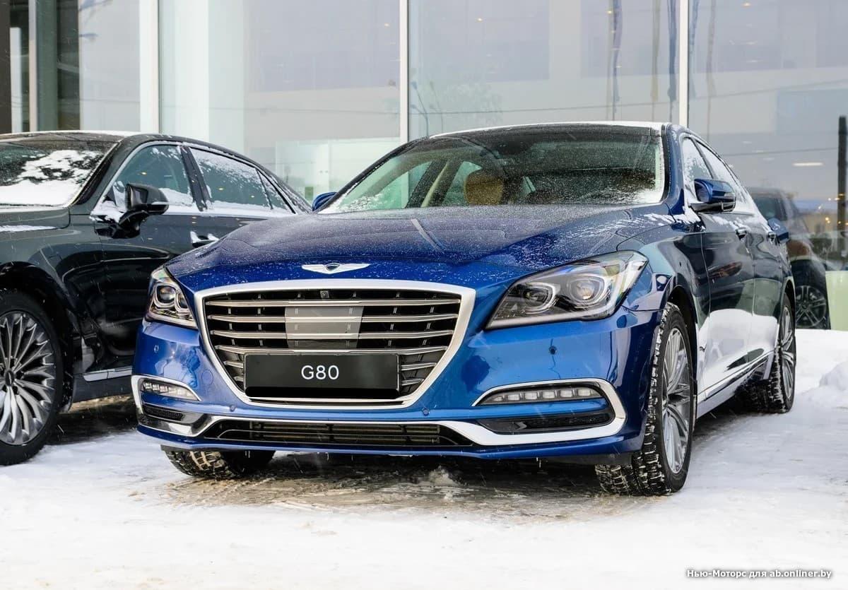 Genesis G80 Luxury 2.0T 245
