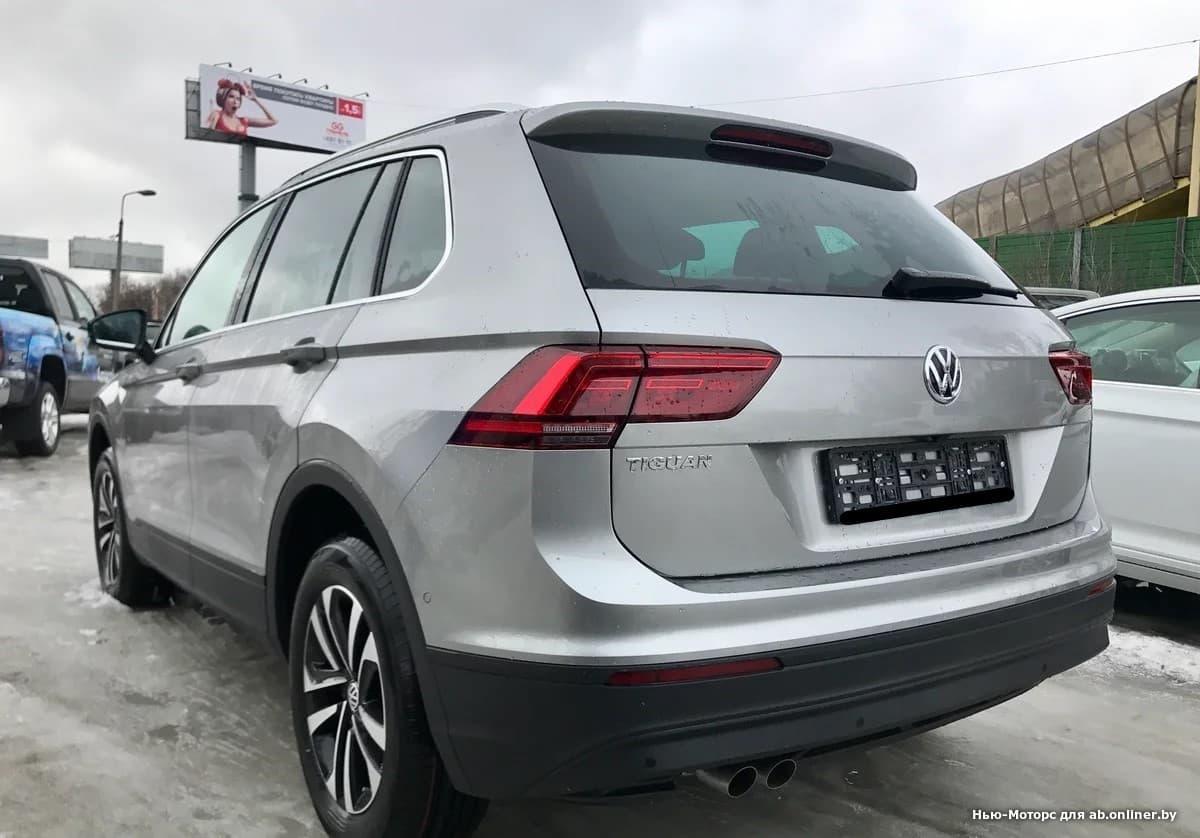 Volkswagen Tiguan CONNECT 1.4 TSI 150