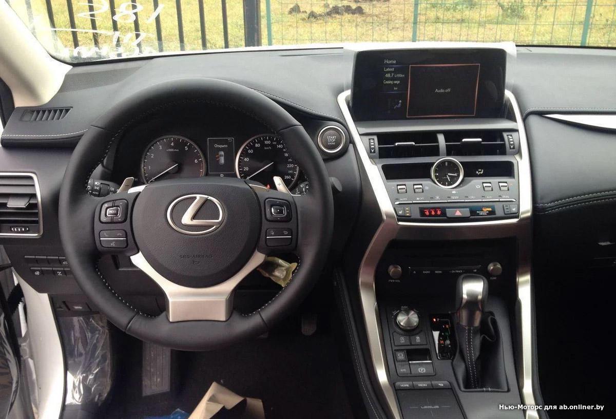Lexus NX 300 AWD Progressive