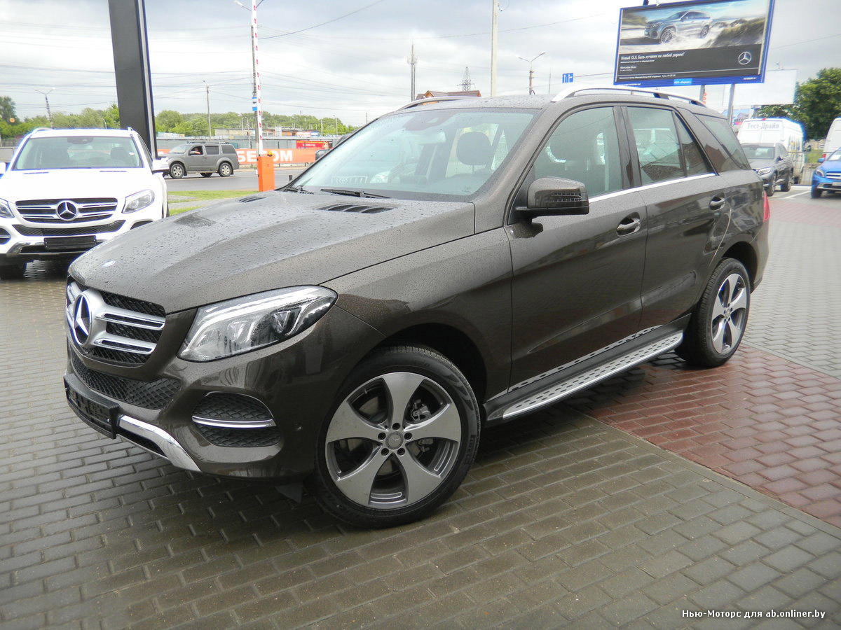 Mercedes GLE350 d 4MATIC