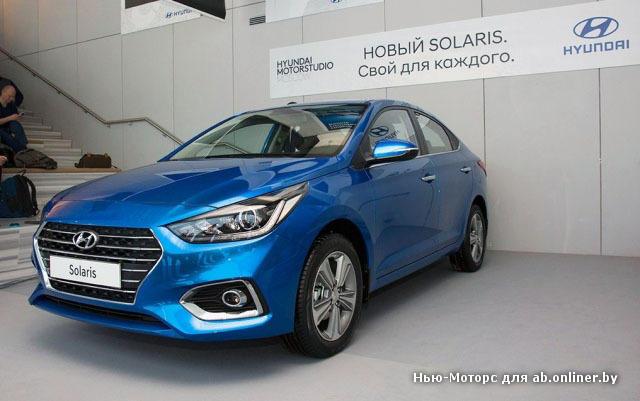 Hyundai Solaris Active Plus