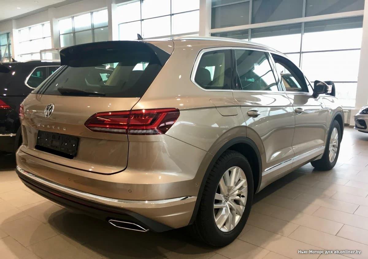 Volkswagen Touareg Status 2.0 TSI 249 8АТ