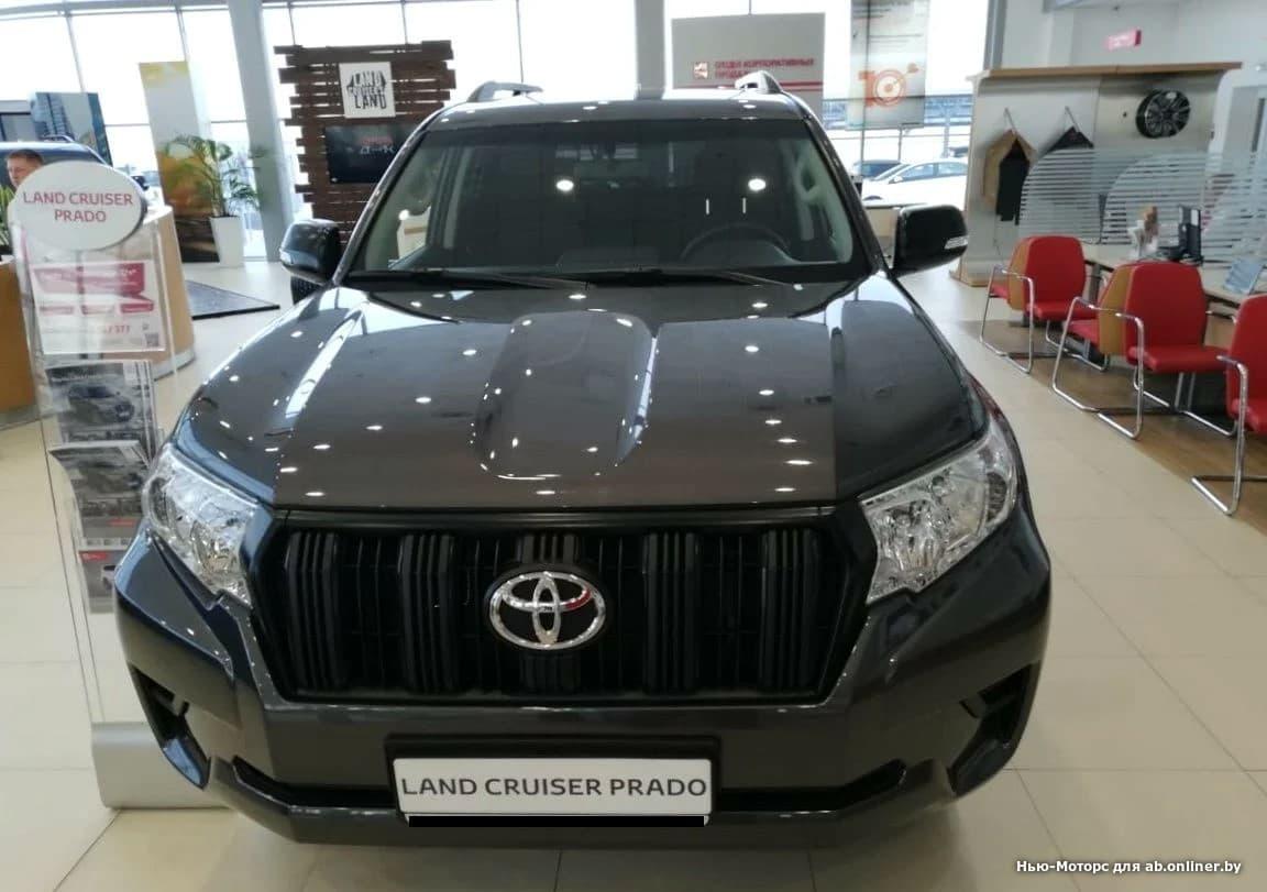 Toyota Land Cruiser Prado Классик