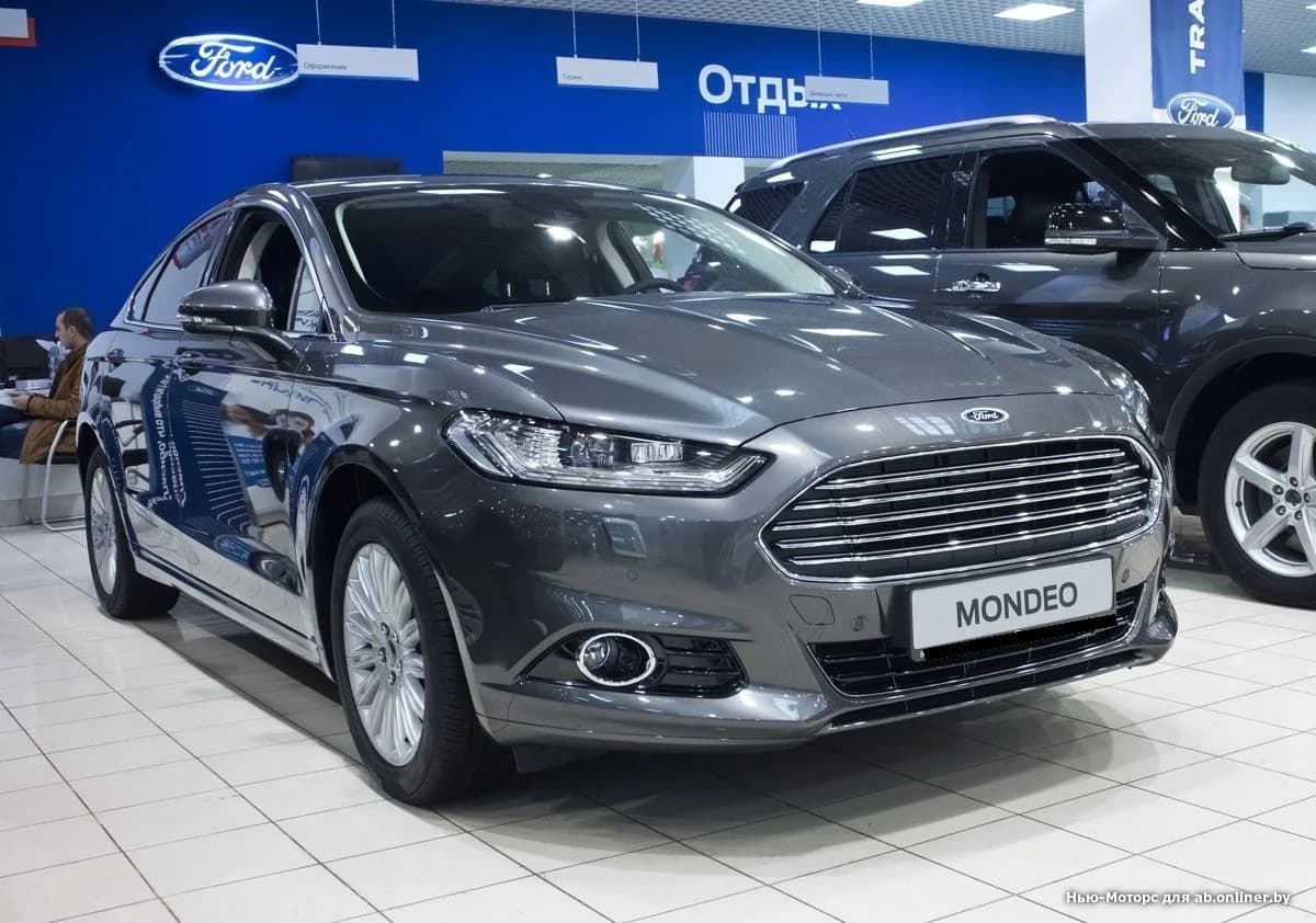 Ford Mondeo 2.0 EcoBoost TITANIUM
