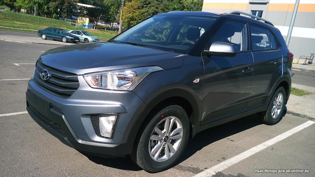Hyundai Creta Comfort Plus