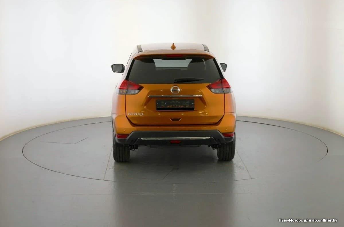 Nissan X-Trail LE+ 2.5 л. 171 л.с 4WD