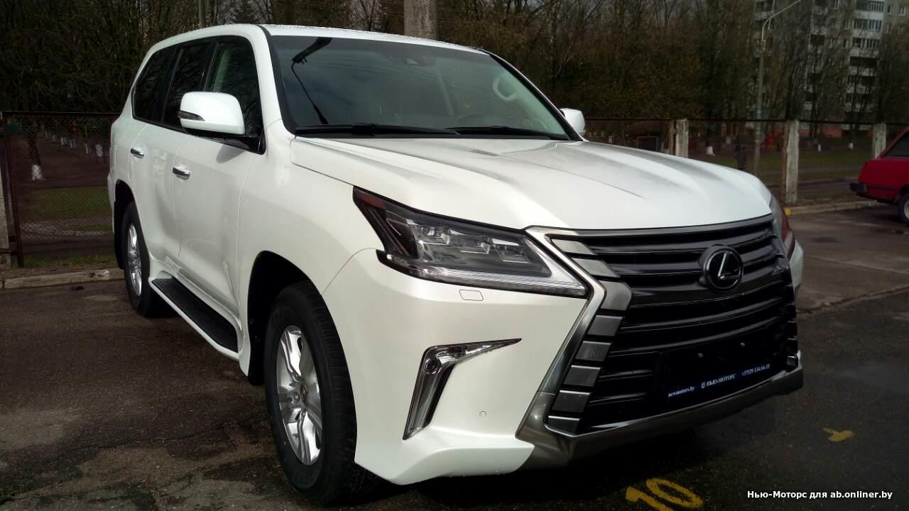 Lexus LX 450d Executive2
