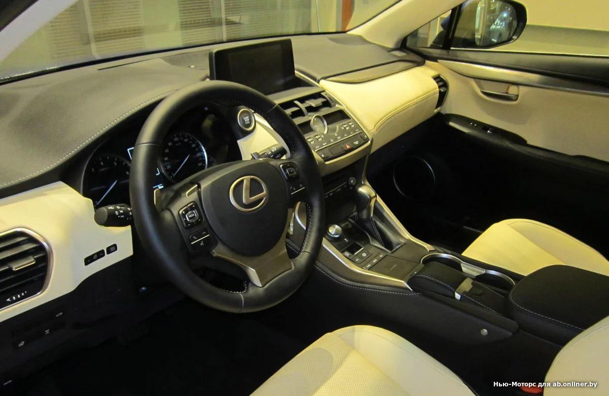Lexus NX 300h AWD Executive