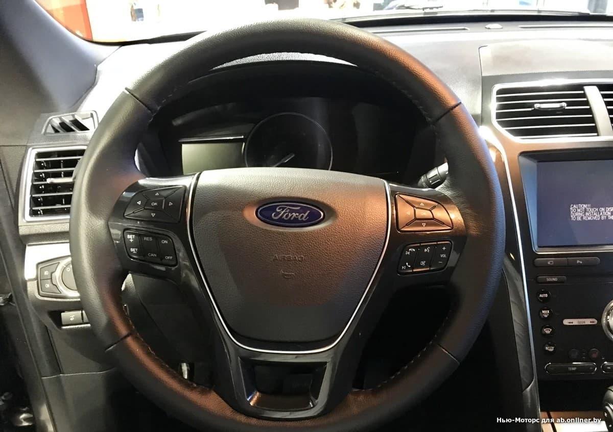 Ford Explorer LIMITED 3.5 л 6АКП