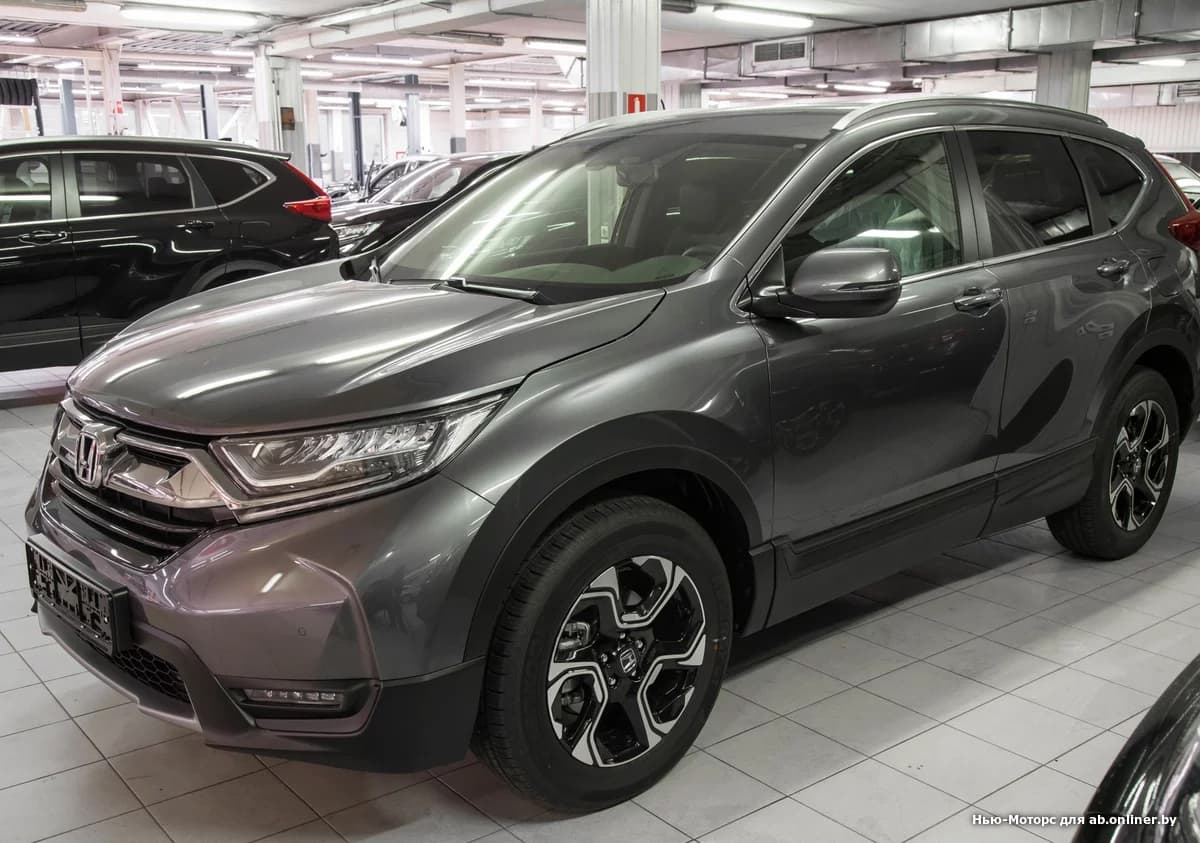 Honda CR-V NEW Executive