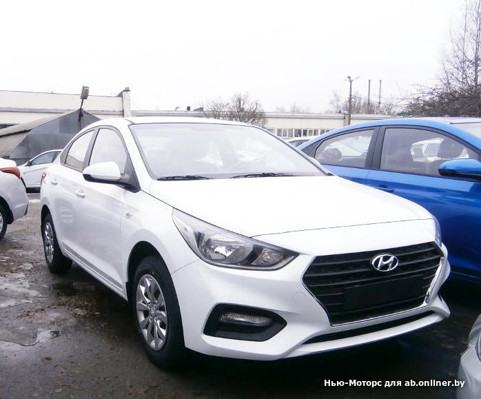Hyundai Solaris Active Plus