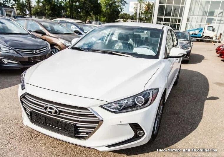 Hyundai Elantra Family