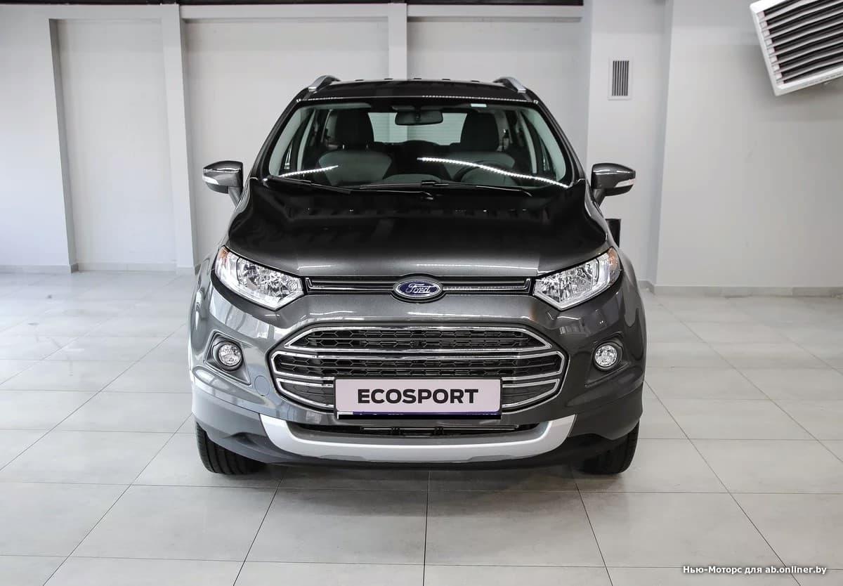 Ford EcoSport TREND PLUS 1.6 л 5МКП