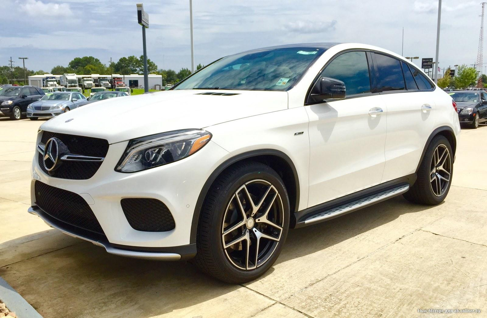 Mercedes GLE400 4MATIC OS