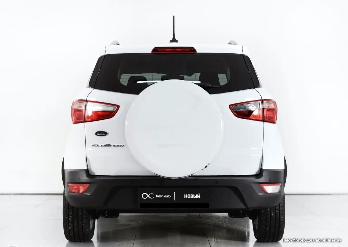 Ford EcoSport TREND PLUS 1.5 л 6АКП