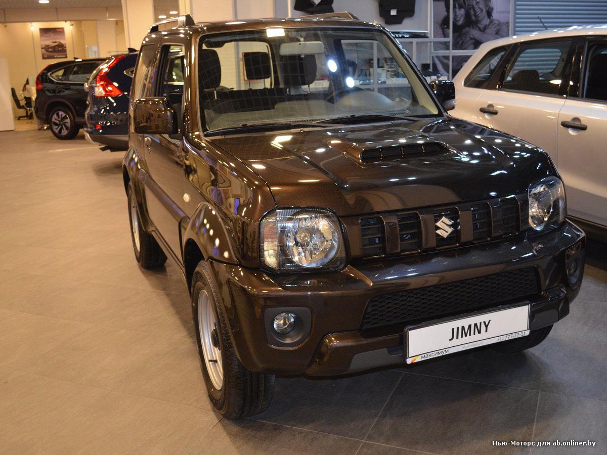 Suzuki Jimny JLX AT