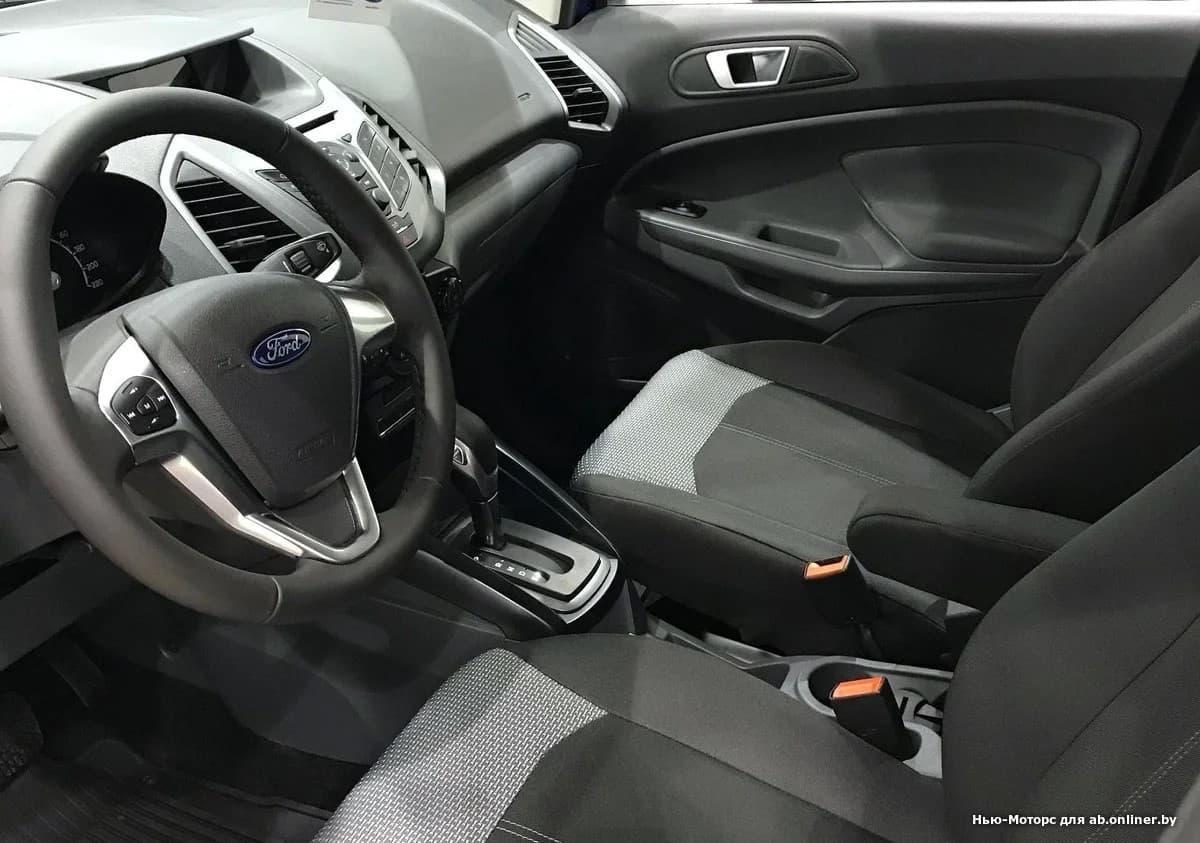 Ford EcoSport TREND PLUS1.6 л 6АКП