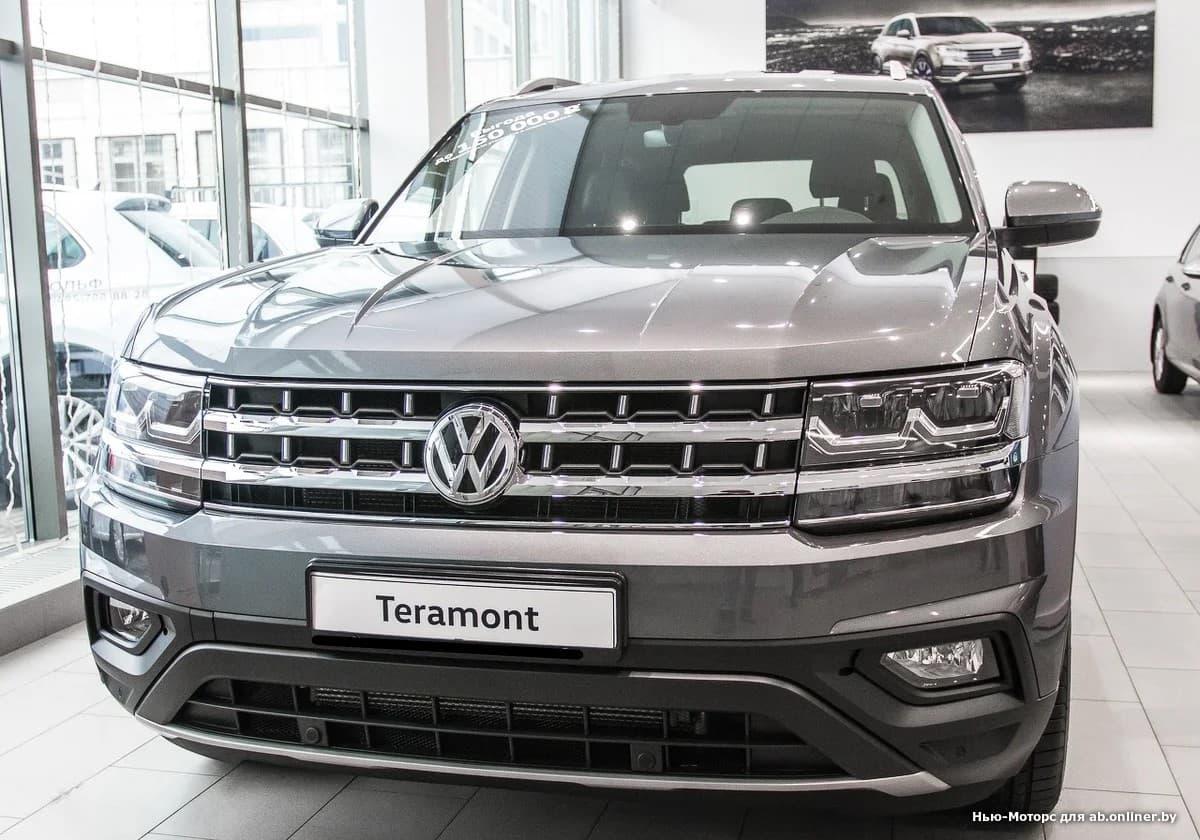 Volkswagen Teramont Status 3.6 TSI 280