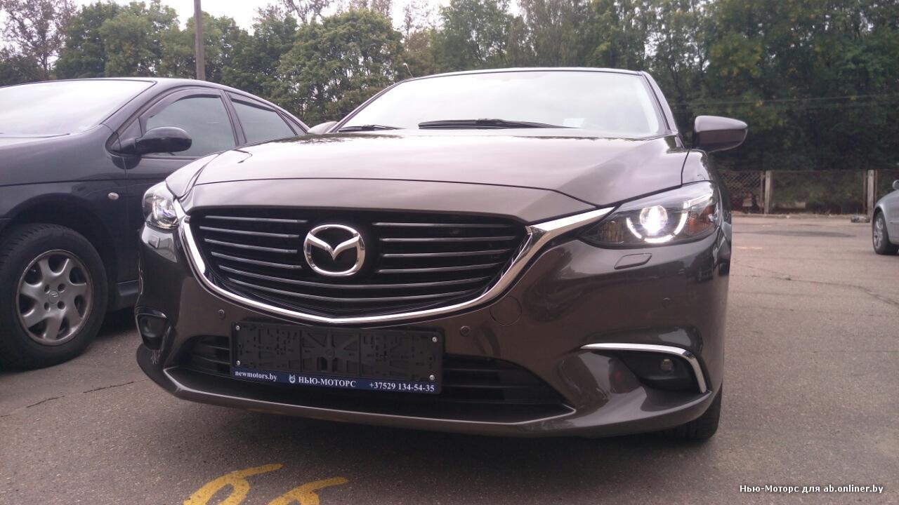Mazda 6 Executive