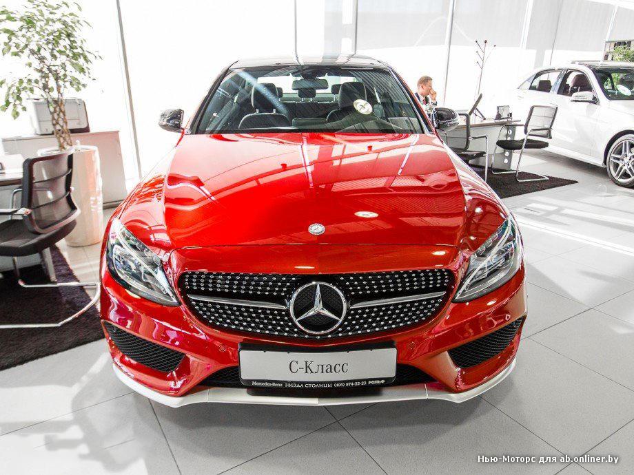 Mercedes C180 OS