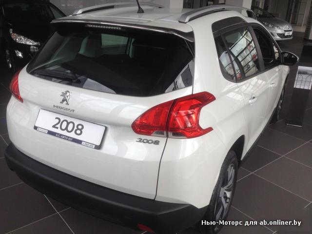 Peugeot 208 2008 Active