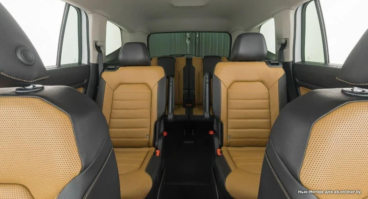 Volkswagen Teramont Exclusive 2.0 TSI 249