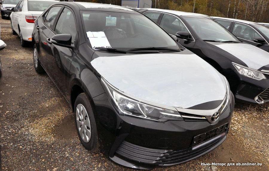 Toyota Corolla Классик